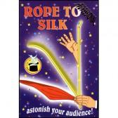 로프 투 실크 (rope to silk)- 학예회 마술