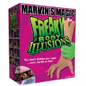 프리키바디일루젼 (Freaky Body Illusions)