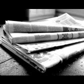 신문지 재생마술