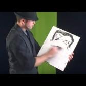 매직 드로잉보드(magic drawing board)
