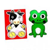 프로그앤 카우(frog and cow)
