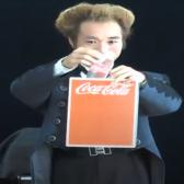 코카콜라보드-보드마술,마술도구(E)