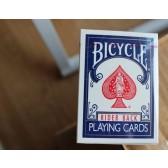 바이시클 카드 정품 -라이더백